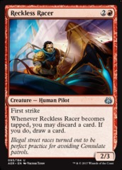 Reckless Racer - Foil