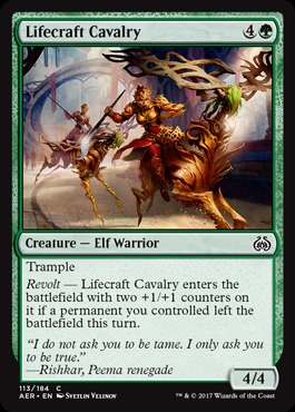 Lifecraft Cavalry - Foil