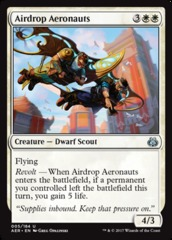 Airdrop Aeronauts on Channel Fireball