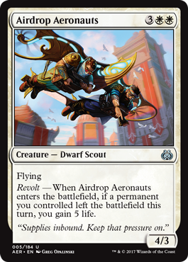 Airdrop Aeronauts - Foil