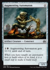 Augmenting Automaton - Foil