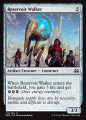 Reservoir Walker - Foil