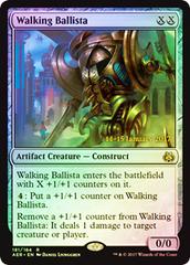 Walking Ballista (Aether Revolt Prerelease Foil)