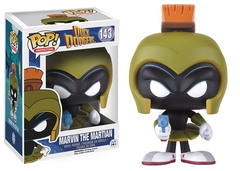 Animation Series - #143 - Marvin the Martian (Duck Dodgers)
