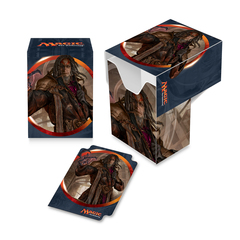 Ultra Pro - Aether Revolt V2 Full-View Deck Box for Magic
