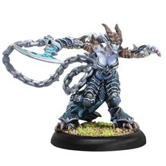 Hordes: Legion Of Everblight - Fyanna Torment Legion Strider Warlock