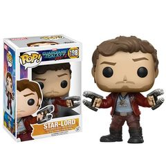 Funko Pop - Guardians of the Galaxy Vol. 2 - #198 - Star-Lord