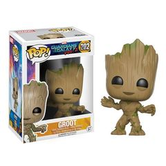 #202 - Groot (Guardians Of The Galaxy Vol.2)