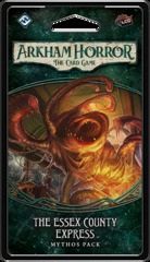 Arkham Horror: The Card Game Mythos Pack - The Essex County Express
