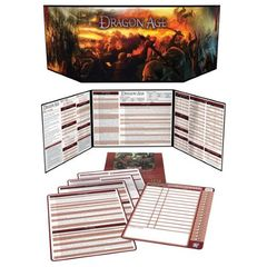Dragon Age Game Master'S Kit (Revised)