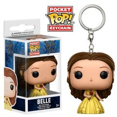Pocket Pop! Keychain: Disney - Beauty And The Beast (2017) - Belle