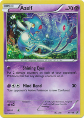 Azelf - XY142 - Holo Rare Promo on Channel Fireball
