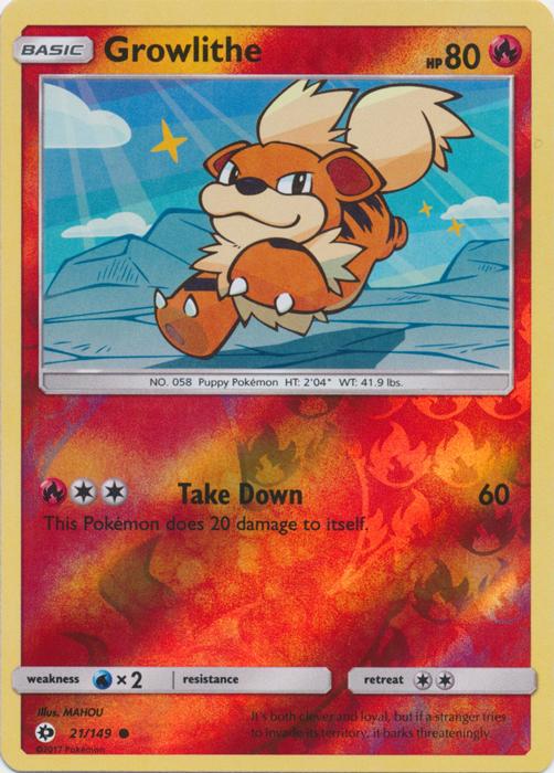 Pokemon Sandygast 74//149 Sun /& Moon REVERSE HOLO MINT