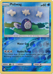 Poliwag - 30/149 - Common - Reverse Holo
