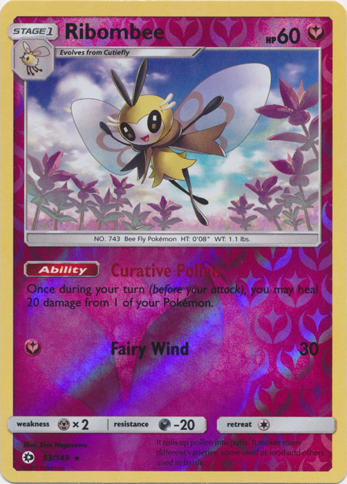 Cosmog 64//149 Sun /& Moon Reverse Holo Mint Pokemon Card