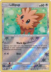 Lillipup - 103/149 - Common - Reverse Holo