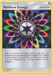 Rainbow Energy - 137/149 - Uncommon
