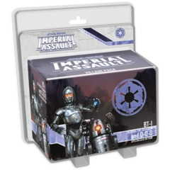 Star Wars: Imperial Assault - BT-1 and 0-0-0 Villain Pack ( SWI41 )