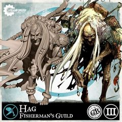 Guild Ball: Fisherman'S Guild - Hag