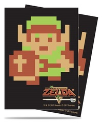 Ultra Pro - The Legend Of Zelda 8-Bit Link 65Ct