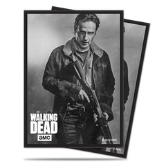 Ultra Pro - The Walking Dead - Rick 50Ct