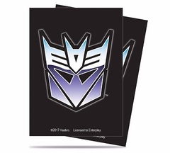 Ultra Pro - Transformers Decepticon 65Ct