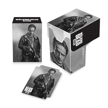 Ultra Pro - The Walking Dead - Rick Full View Deck Box