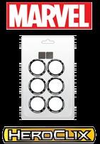 Marvel Hc: 15Th Anniversary Dice & Token Pack