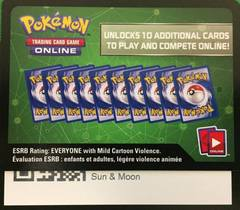 36 Sun & Moon base set  Code Cards