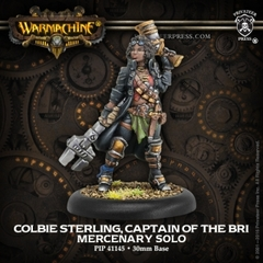 Colbie Sterling, Captain of the Black River Irregulars - pip41145
