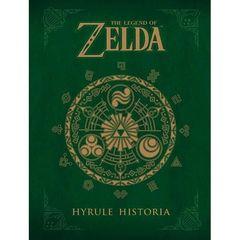The Legend Of Zelda: Hyrule Historia Art Book