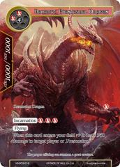Bahamut, Phantasmal Dragon - VIN003-016 - R on Channel Fireball