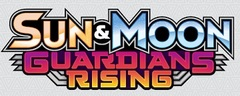 Pokemon Sun & Moon Guardians Rising 3 Pk Blister