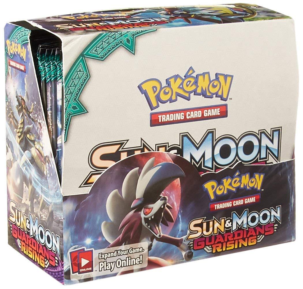 Sun & Moon - Guardians Rising Booster Box