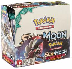 Sun & Moon - Guardians Rising Booster Box