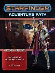 Starfinder Dead Suns 1: Incident At Absalom Station