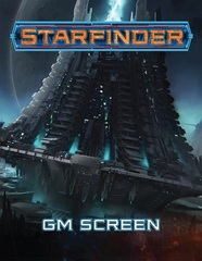 Starfinder Roleplaying Game: GM Screen