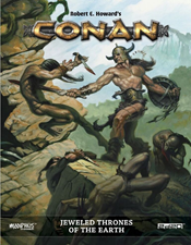 Conan: Jeweled Thrones Of The Earth