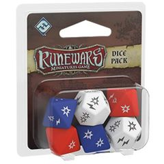 Runewars Miniatures Game: Dice Pack