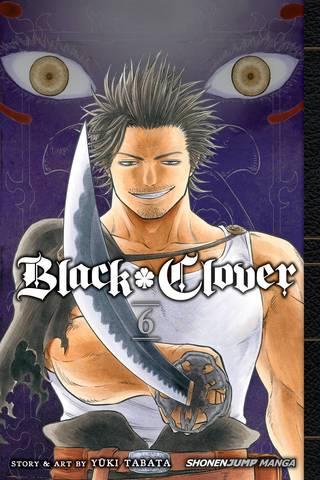 Black Clover Gn Vol 06 (C: 1-0-1)