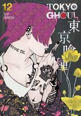 Tokyo Ghoul Gn Vol 12 (C: 1-0-1)