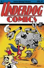 Underdog #1 Classic Homage Galvan Cvr