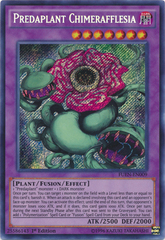 Predaplant Chimerafflesia - FUEN-EN009 - Secret Rare - 1st Edition on Channel Fireball