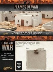 Battlefield In A Box Medium Desert House
