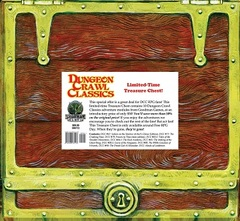 Dungeon Crawl Classics Treasure Chest Boxed Set