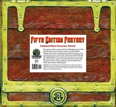 Fifth Edition Fantasy Treasure Chest Boxed Set