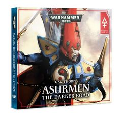 Asurmen: The Darker Road (CD)