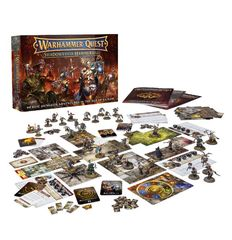Warhammer Quest: Shadows Over Hammerhal