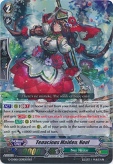 Tenacious Maiden, Noel - G-CHB01/009EN - RRR on Channel Fireball