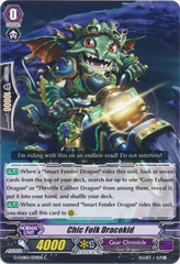 Chic Folk Dracokid - G-CHB01/059EN - C on Channel Fireball